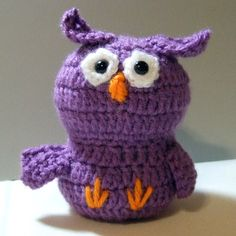 I shall need to make one of these when I look to learn how to crochet. When will that happen? Possibly never.