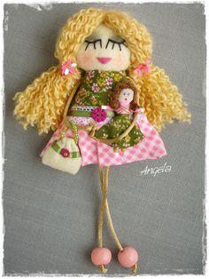 Handmade Jewellery - Angela's Expressions Handmade Jewellery, Dolls, Christmas Ornaments, Holiday Decor, How To Make, Jewelry, Ideas, Baby Dolls, Handmade Jewelry