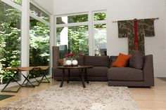My Houzz: Jet-Setting Style Lands Smoothly in Portland