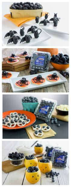 So many scary berries to choose from, which ones will you invite to your Halloween party?
