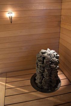 The soul of the Finnish sauna Sauna Design, Saunas, Coastal Style, Helsinki, Rock, Statue, Bathrooms, Spaces, Inspiration
