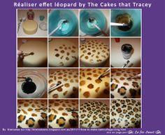 Cake Decorating For Kids Cake Icing, Fondant Cakes, Eat Cake, Cupcake Cakes, Frosting, Cheetah Print Cakes, Leopard Cake, Leopard Room, Leopard Prints