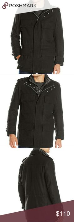 Andrew Marc Wool Jacket Andrew Marc Wool jacket, new with tag Andrew Marc Jackets & Coats