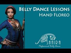 ▶ Belly Dance Lessons - Floreo - YouTube