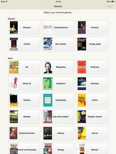 Goodreads (1) Приложение Goodreads поможет Вам найти новые книги, основываясь на Ваших интересах, рецензиях и рекомендациях, к тому же, Вы всегда сможете подсмотреть что читают Ваши друзья. Пользователи могут создавать списки книг для прочтения в будущем. Это приложение — просто находка для организации книжных клубов.
