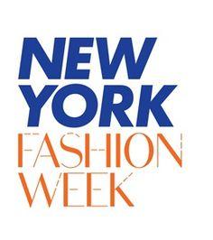 New York Fashion Week Schedule   New York Fashion Week