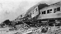 Sanyo line Limited express Aki-nakano Derailment Accident - 日本の鉄道事故 (1949年以前) - Wikipedia