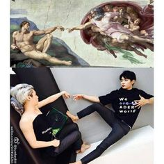 I see no difference!~~ xD