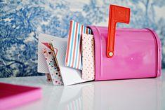 Valentines Day Kindness Countdown Calendar, diy mini envelopes | ramblingrenovators.ca