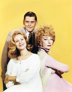 Bewitched!  I never missed watching an episode!!!      Aline. ♥