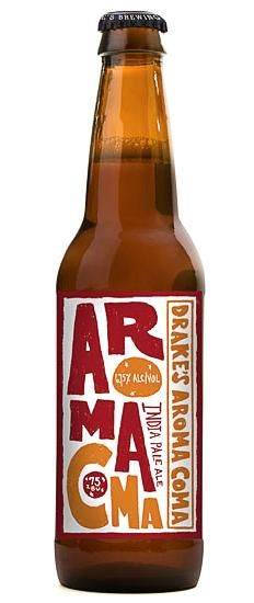 Drake's Aroma Coma beer mxm Creating jobs by advocating craft beer http://www.gofundme.com/2a5mvw