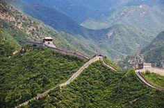 Kinesiske muren, fantastisk!