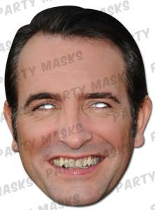 Printed Card Mask by Mask-arade Fancy Dress Gordon Brown Celebrity Face Mask