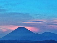 Sunrise in #Bromo #EastJava