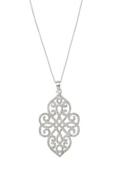 Stella & Dot Andrea Pendant Necklace