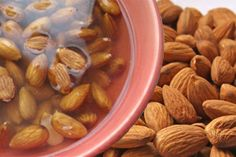 Should I Soak Almonds – Benefits Of Soaking Almonds on http://www.naturallifeenergy.com