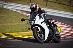 Honda CBR 650F #umamotopordia #osvaldofuriatto