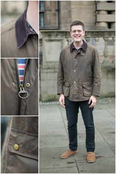 373 Best Barbour People How Do You Wear Yours Images In