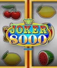 Joker 8000 - Casino Slot at Dunder online casino Bingo Casino, Jackpot Casino, Free Casino Slot Games, Online Casino Slots, Online Casino Games, Casino Bonus, Im Online, Slot Online, Slot Machine