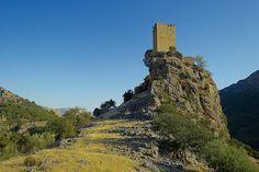 Castillo de Otiñar. Jaén - Spain