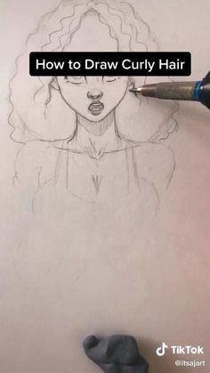 #tiktok #tiktokmemes #tiktokboys #tiktokdance #tiktokusa #diy #recipe #funny #drawing #draw #drawingideas #drawingtips #drawthisinyourstyle #drawingchallenge #drawingprompts #drawingforbeginners #sketch #sketchbook #sketching #curlyhairstyles #curly #curlybobhairstyles #curlyhaircare #curlyhairideas #blackhairstyles #teenager #teenagerposts #teenfashionoutfits #teenagerquotes #teenthings Art Drawings Sketches Simple, Pencil Art Drawings, Colorful Drawings, Easy Drawings, Drawing Techniques, Drawing Tips, Hair Sketch, Poses References, Drawing For Beginners