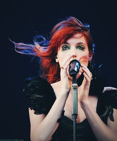Florence Welch- Florence + the Machine