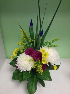 A flower arrangement called Magnify