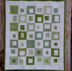 Sweet baby quilt.