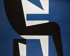 m - Yannis Moralis Greek, b. 1916 , Figure I Abstract Drawings, Abstract Images, Abstract Art, Greek Paintings, European Paintings, Art Paintings, Ecole Art, 10 Picture, Greek Art