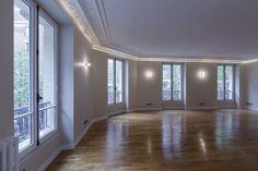 Bureaux haussmanniens. Paris 10e ©ORF