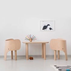 le tabouret Elephant pour enfants