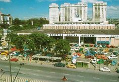 São Paulo - Shopping Center Iguatemi, anos 70