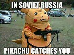 Die 4 Fun: Pikatchu - Russian edition