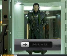 Oh YES!!! #Loki