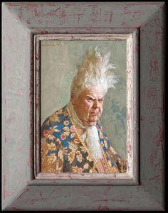 Paintings of teh artist Kenne Gregoire