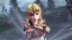 Hyrule warriors - Queen Zellie!
