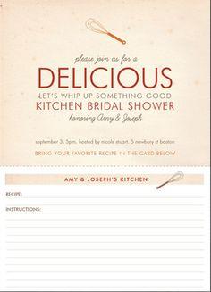 Bridal Shower Invita