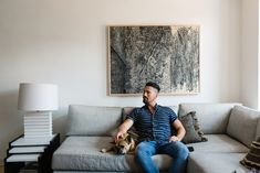 Inside the Zen-like Space of One of NYC's Top Interior Designers