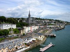 Post with 21 votes and 3135 views. Spring Day in Cobh, Ireland Cobh Ireland, Erin Go Bragh, Spring Day, Northern Ireland, All Over The World, Life Is Good, Cool Photos, Explore, City