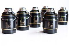 famous Cooke lenses