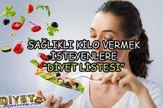 sağlıklı zayıflama diyet listesi #diyet