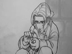 Treasure Planet Pencil Test, Part 1 by Living Lines Library. © Walt Disney Pictures © Buena Vista Distribution