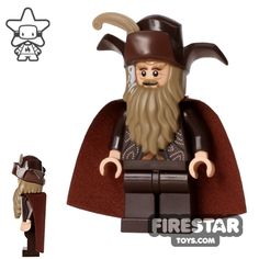 LEGO The Hobbit Mini Figure - Radagast