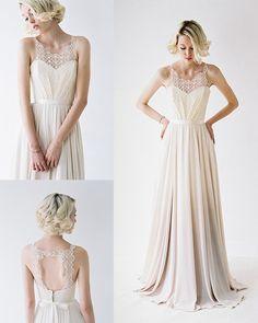 Vestidos de noiva diferentes e encantadores Truvelle