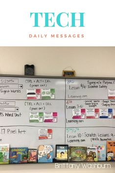 Daily messages, vocab cards, exit ticket prompts, and graphic organizers to go along with K-5 Technology Lesson Plans and Activities. This is an add on pack meant to compliment the full year resource, but isn't a necessity to successfully use the curriculum.