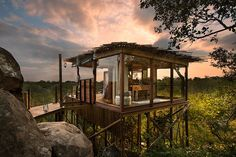 Slaap in de mooiste boomhut ter wereld | Columbus Magazine