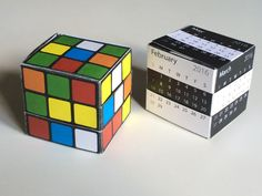 Paper Puzzle Box: the cube with 12 sides project video thumbnail
