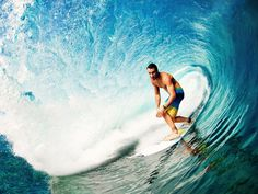 Who were the first surfers?