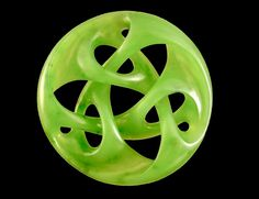British Columbia- carved jade