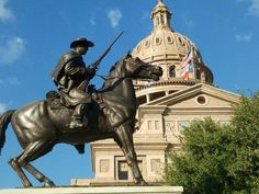 Texas State Capital - Austin, Texas